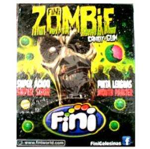 Zombie Candy Gum 200er Sparpack