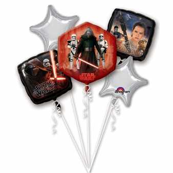 Star Wars Folienballon Bouquet
