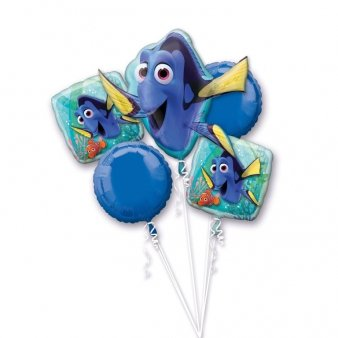 Ballon Bouquet Findet Dory Set