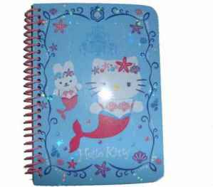 Hello Kitty Notizbuch Mermaid