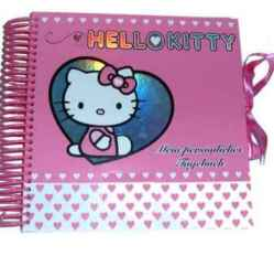 Hello Kitty - Tagebuch Hearts