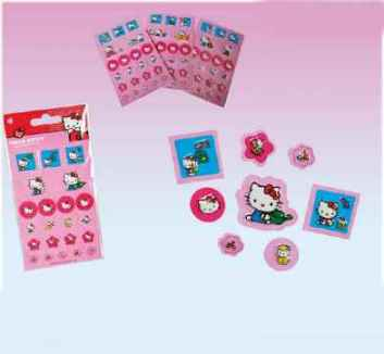 Hello Kitty Pop Up Stickerbogen