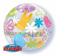 Folienballon Bubble Ostern