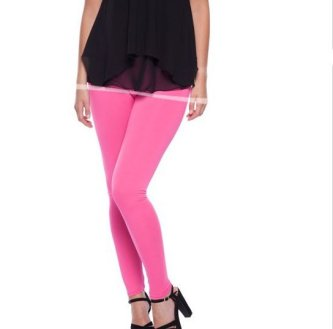 Leggins in NEON pink